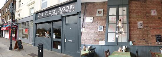 Pizza Room Interior And Exterior Picture Of The Pizza Room