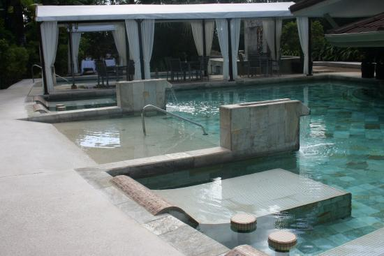 The Royal Corin Thermal Water Spa & Resort: More pools and lounging areas
