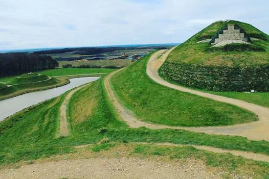 Cramlington, UK: Northumberlandia