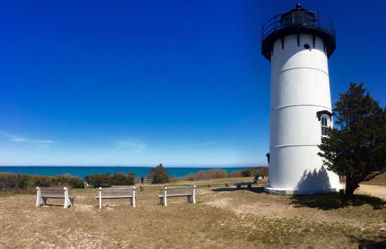Oak Bluffs, MA: East Chop Lighthouse