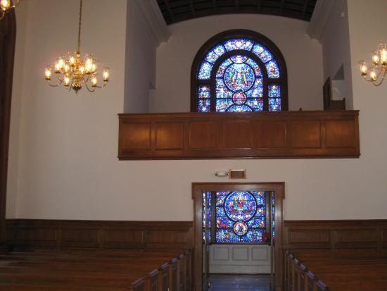 The Upper Room Chapel