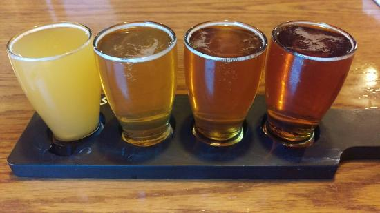 Mount Airy, MD: Sunday $5 flight tasting