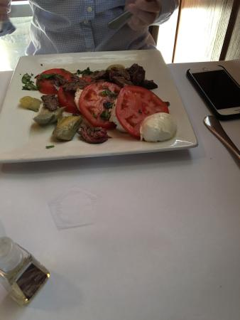 Great lunch at Gianni's Cafe in Kildeer