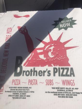 Brother's Pizza Inc.