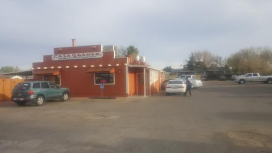Chino Valley, AZ: Lots of parking