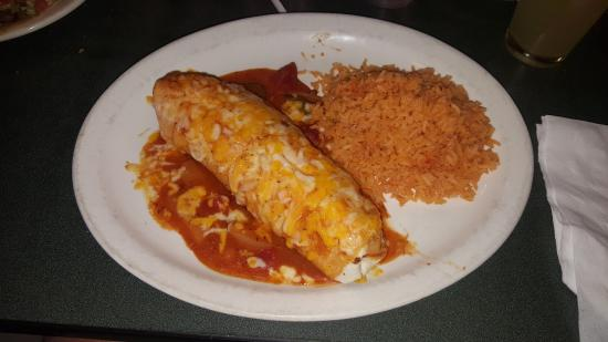 Chino Valley, AZ: National Buritto Day special