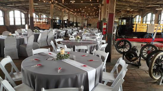 The Ford Piquette Avenue Plant Look What A Lovely Venue This Is For Wedding