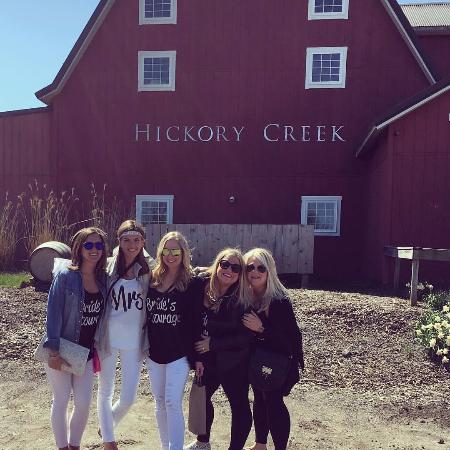 hickory creek winery picture of harbor country adventures new rh tripadvisor com
