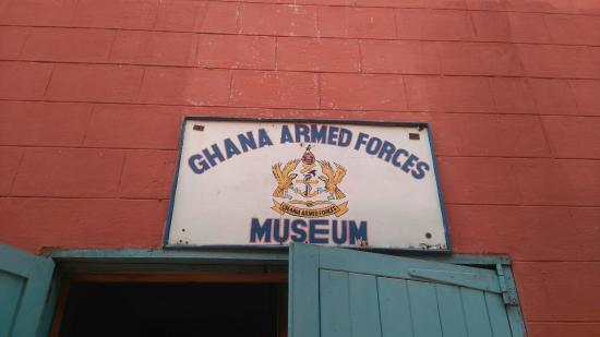 Kumasi Fort - Ghana Armed Forces Museum: Rich history in an unassuming place.