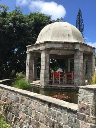 Golden Rock Inn: The cupola