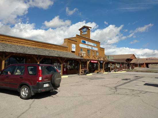 Clarke's Restaurant: RESTAURANT AND GENERAL STORE