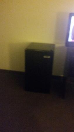 Dumfries, Вирджиния: randomly placed fridge