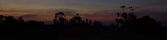 Sunset at Barooga