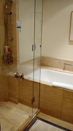 Grand Hyatt Sao Paulo: Foto do banheiro