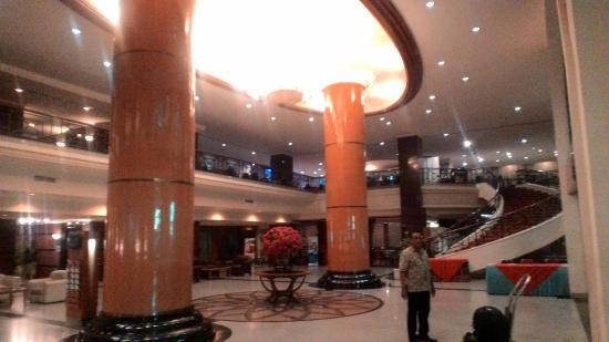 Novita Hotel : the Lobby