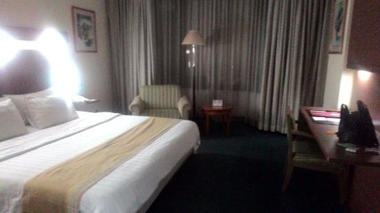 Novita Hotel : comfort bed