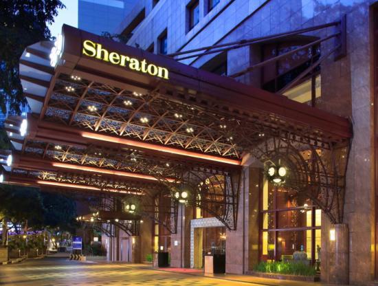 쉐라톤 임페리얼 쿠알라룸푸르 호텔