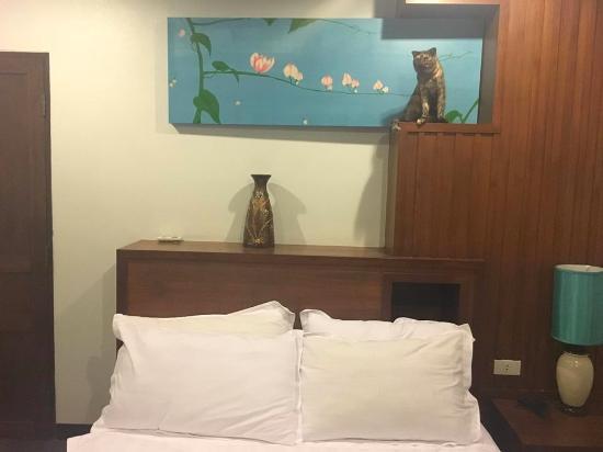 Ban Kong Rao: Bedroom