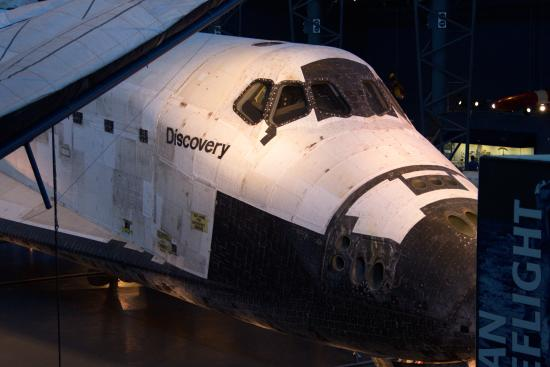 discovery space shuttle picture of smithsonian national air and rh tripadvisor com