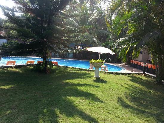 OYO 9516 Retreat Anjuna Resort Photo