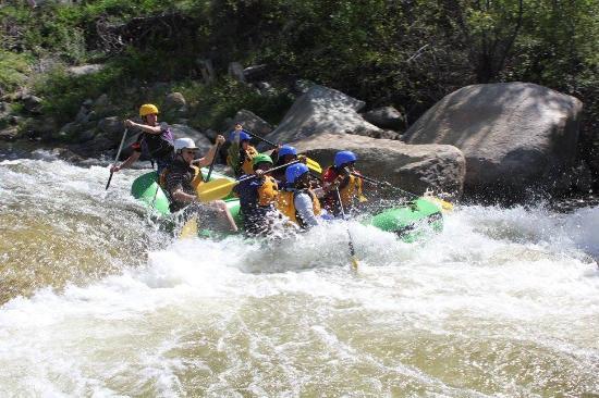 SoCal Rafting: April 16
