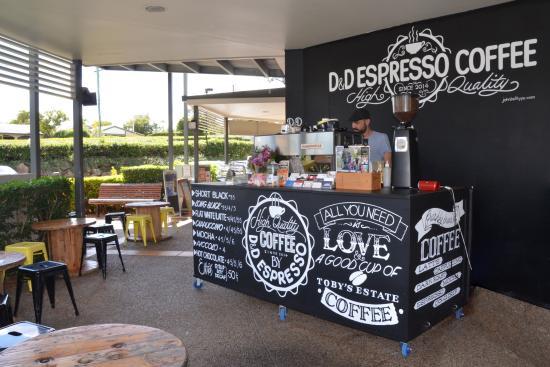 D&D Espresso Coffee