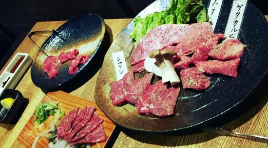 Yakiniku (Grilled meat) Sanooen