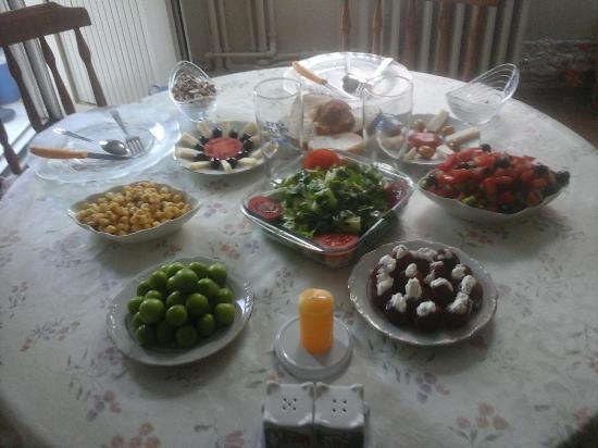 Провинция Балыкесир, Турция: Cumartesi masası