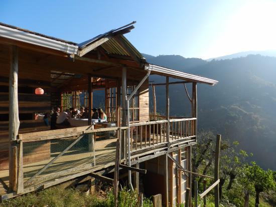 Armonia Ambiental: Dining area