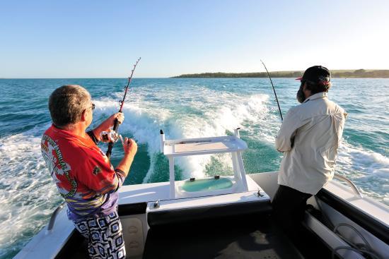 Alyangula Australia  city images : Alyangula, Australia: Fishing