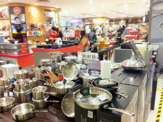 YATA in Sha Tin - household and kitchen items - Picture of ...