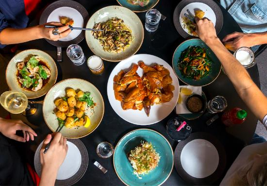 Photo of Restaurant Ho Lee Fook at 中環蘇豪伊利近街1-5號地下, Hong Kong china, Hong Kong