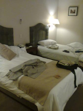 Lafayette Hotel: Habitacion
