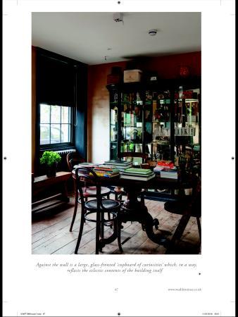 Belvidere Place: Cabinet of Curiosities