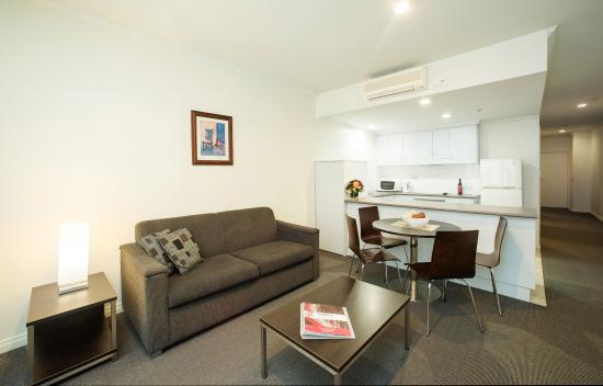 Photo of Franklin Central Apartments Adelaide