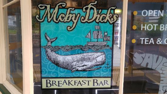 Moby Dicks Breakfast Bar