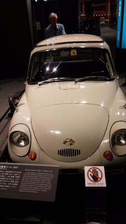 first subaru car picture of edo tokyo museum sumida tripadvisor rh tripadvisor com