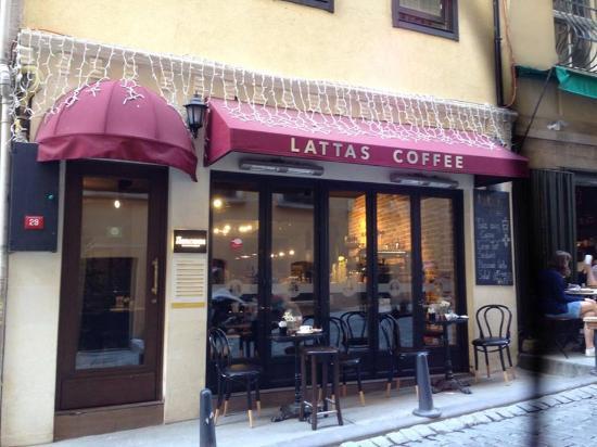Lattas Coffee, İstanbul - Restoran Yorumları - TripAdvisor