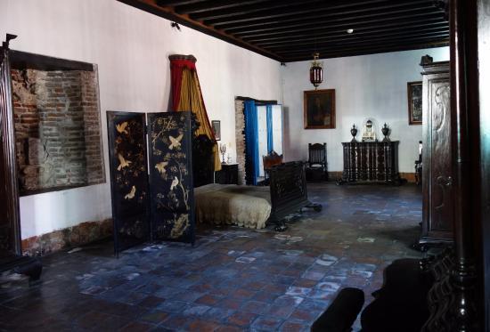 Foto de diego vel zquez museum santiago de cuba museo casa de diego vel zquez chambre - Foto chambre a coucher ...