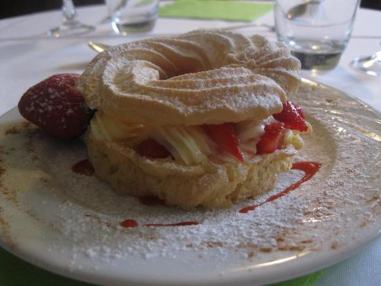 Chateauponsac, France: Paris Brest revisité