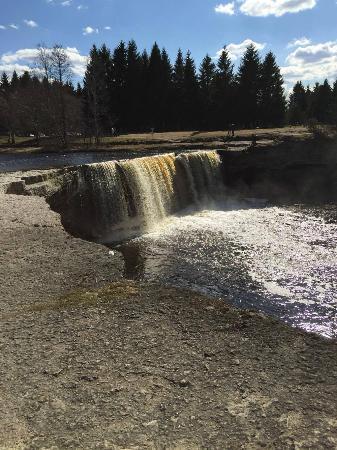 Harju County, إستونيا: Waterfall