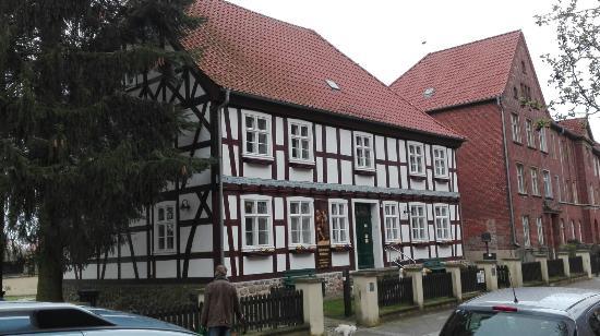 Wittenberge, Germany: Blick von der Seite