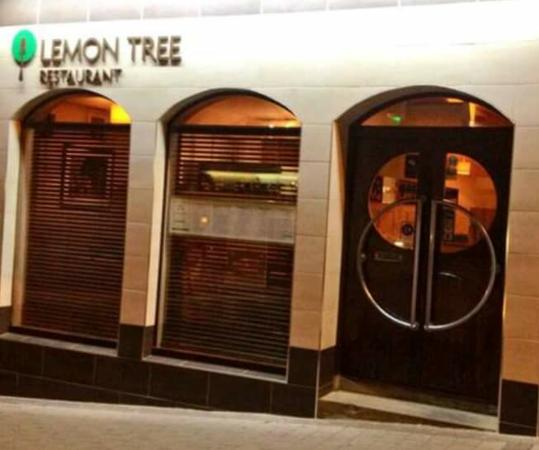 The Lemon Tree: Exterior