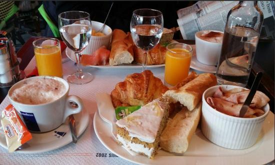 Le Morny's Café : Brunch tous les dimanches