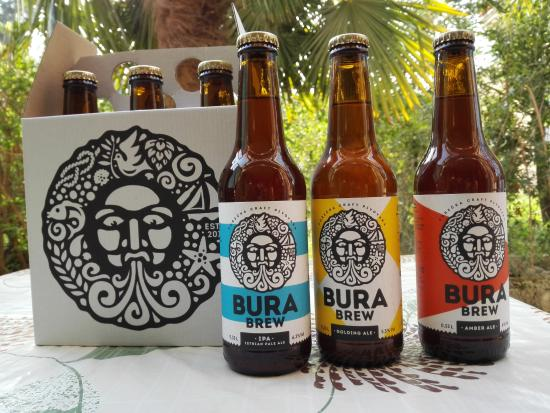 Bura Brew Craft Beer