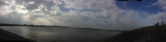 Hubli-Dharwad, الهند: Panoramic view