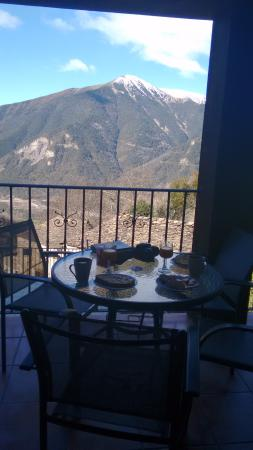 balcon del pirineo photo jacuzzi exterior