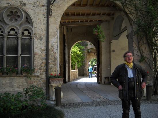 Montechiarugolo, Itália: Ingresso del Castello