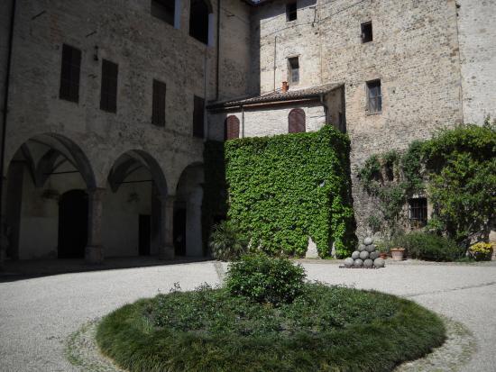 Montechiarugolo, Itália: Il Cortile interno