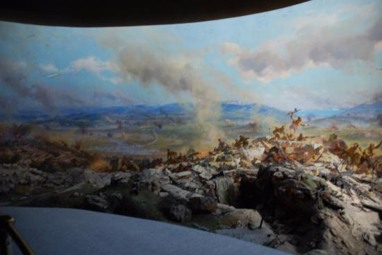 "Диорама - Изображение Диорама ""Штурм Сапун-горы 7 мая 1944 г.»., Севастополь - Tripadvisor"